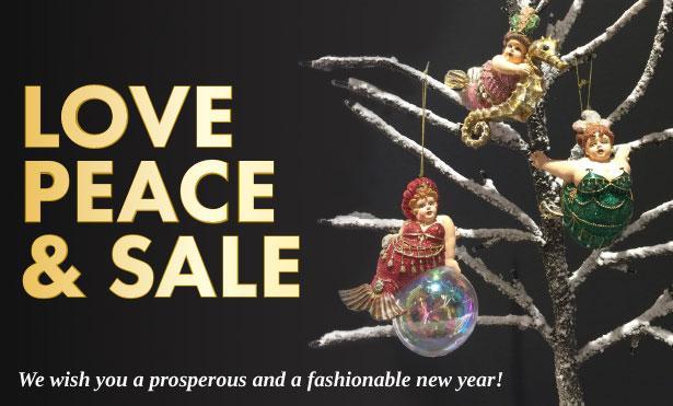 love-peace-sale